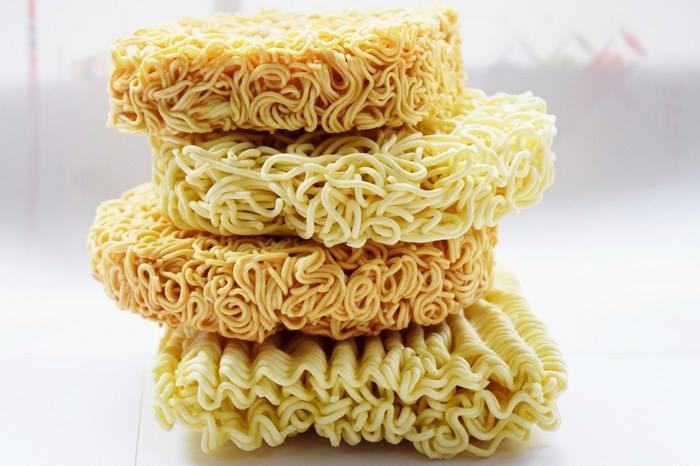 Mì tôm chứa chất béo nhưng không đủ dinh dưỡng nên không gây béo.